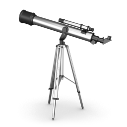 telescope-icon