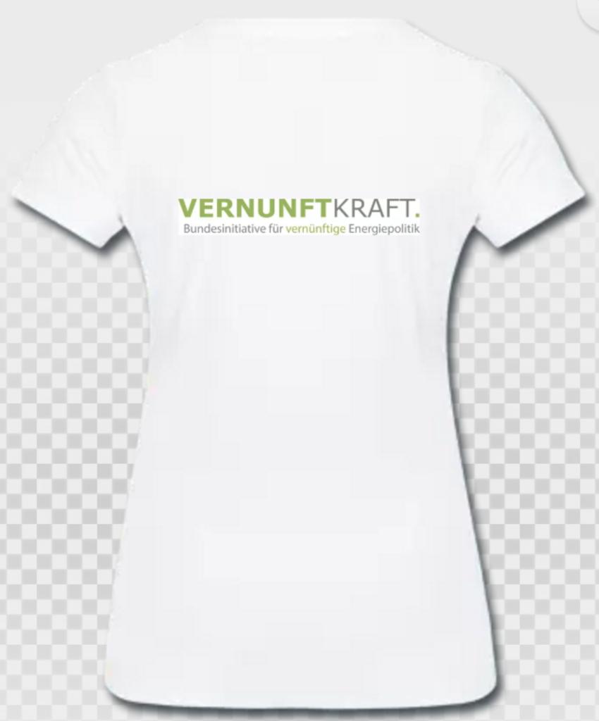 T-Shirt Damen Rückseite
