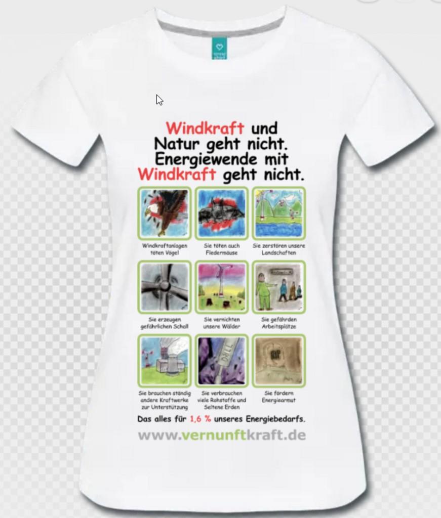 T-Shirt Damen Vorderseite 9Bild.Graf