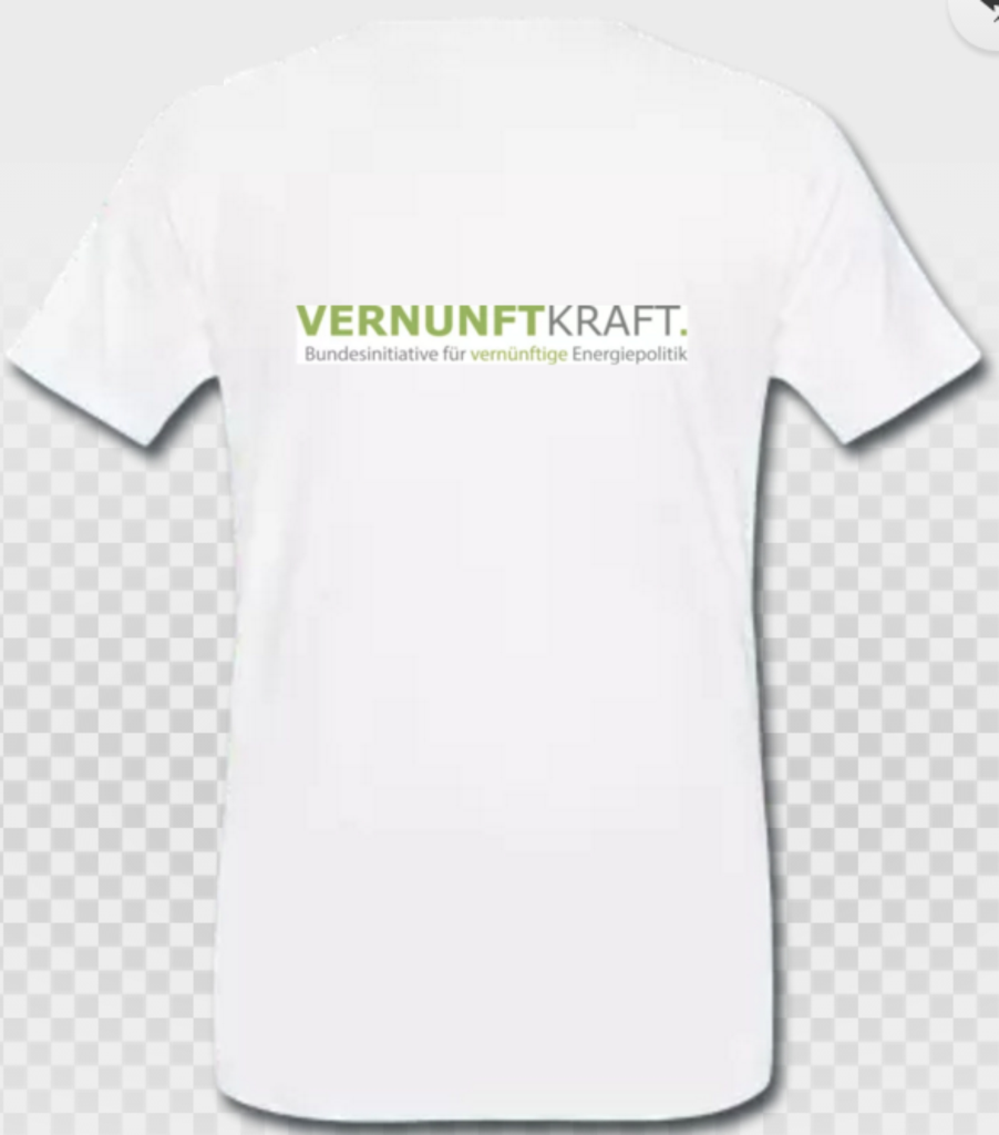 T-Shirt Herren Rückseite