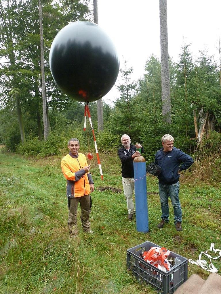 2013-09-14 In der Frühe im Reinhardswald