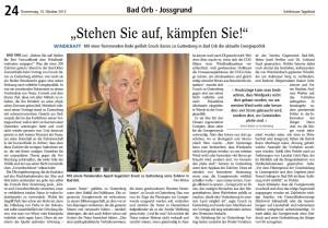 Gelnhäuser Tageblatt
