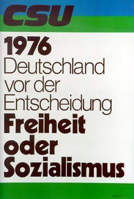 Freiheit oder Sozialismus