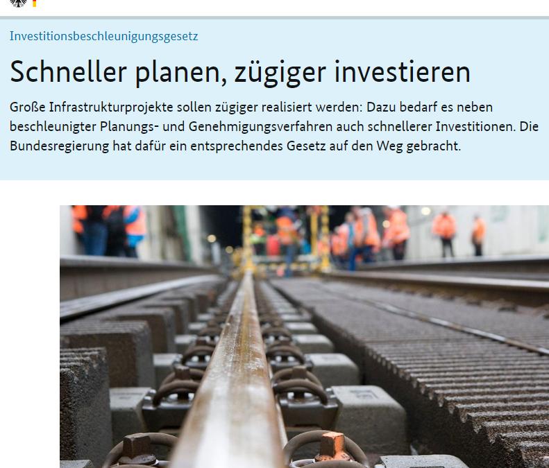 InvestBeschlG – VöFalschG